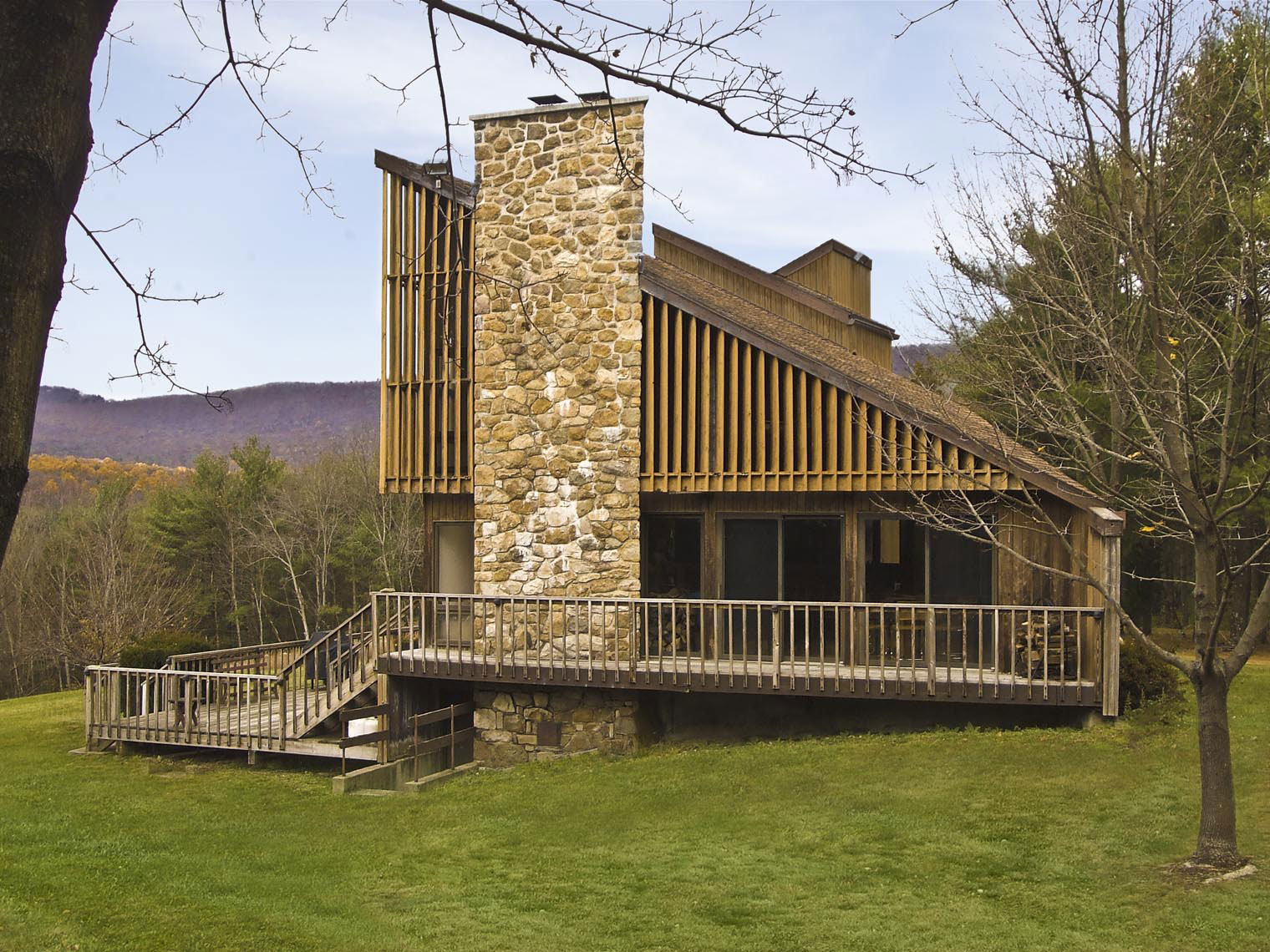 Mountain-view Vacation Home, Architecture by Kenneth E. Hurd & Associates